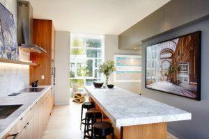 encimera cocina marmol valencia