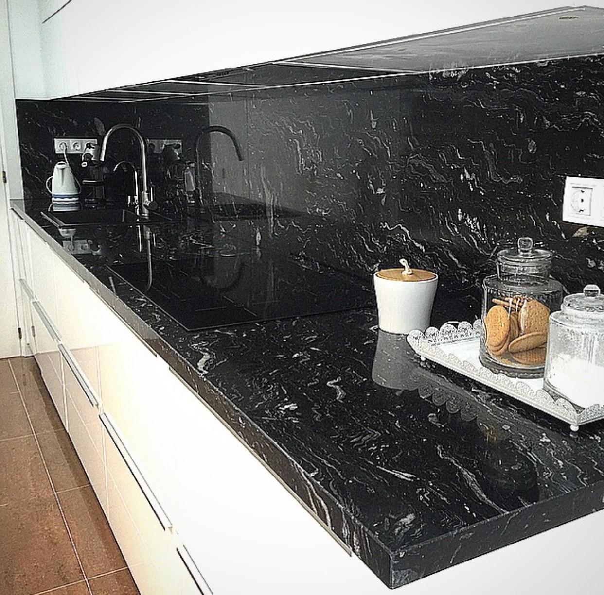 Encimeras de m rmol son la mejor opci n el marmolista for Mejor material para encimeras de cocina